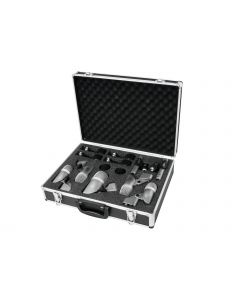 OMNITRONIC MIC 77-7LMH Rumpumikrofonisetti