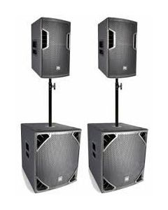 Omavalinta - Aktiivikaiutin Paketti - Active Speaker Bundle set