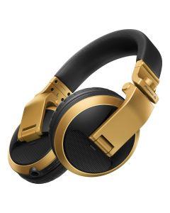 PIONEER HDJ-X5BT DJ kuulokkeet kulta bluetooth ja kaapeli