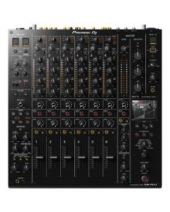 PIONEERDJ DJM-V10-LF kuusikanavainen ammattitason DJ Mikseri 60mm liu-uilla