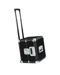 RELOOP 120 Trolley Record Case - Vedettävä kuljetuslaatikko vinyylilevyille 120kpl