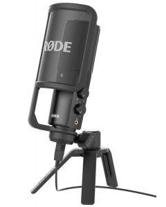 RODE NT-USB Dynaaminen USB-kondensaattorimikrofoni