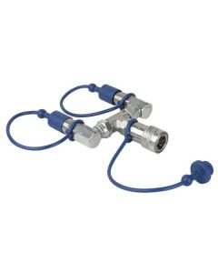 SHOWTEC CO2 3/8 Q-LOCK 2-tieyhdistin