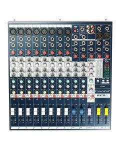 SOUNDCRAFT EFX8 efektimikseri PA mikseri 8 mic