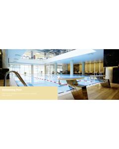 Uimahallin äänentoisto, vesipuiston äänentoisto ja kylpylän äänentoisto