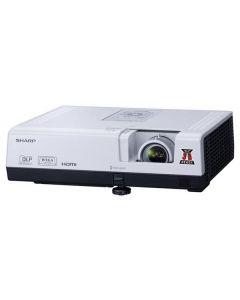 Vuokraa videotykki - Tehokas kätevä projektori 3500 lumenia DLP - 1280x800  - HDMI - VGA - S-video