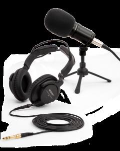 ZOOM ZDM-1 Podcast-mikkipaketti