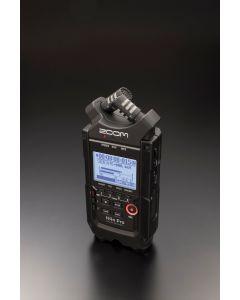 ZOOM H4n Pro Handy Recorder - Kämmenkokoinen neliraitainen stereo tallennin nauhuri