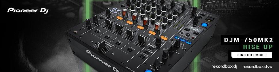 4 channel DJ mixers