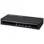MONACOR HDMS-1042 4-tie HDMI jakaja 1x 4 ulos