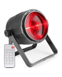 BEAMZ PLS30 LED par 10W RGBW akku heitin DMX