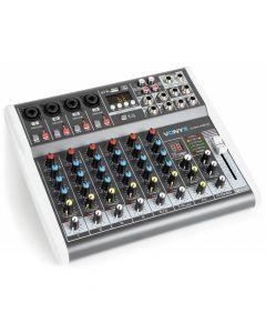 VONYX VMM-K802 8-kanavainen mikseri DSP