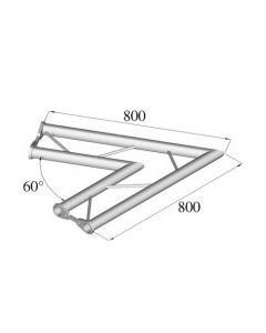 ALUTRUSS BISYSTEM 2-tie kulmapala 60 PH-20