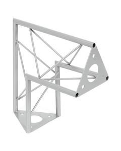 ALUTRUSS DECOTRUSS 2-tie kulmapala / 90 SAC-24