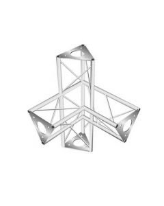 ALUTRUSS DECOTRUSS 4-tie risteyspala left