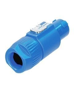 NEUTRIK NAC3FCA PowerCon Cable connector blue