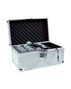 OMNITRONIC Kuljetuslaatikko 12 mikrofonille