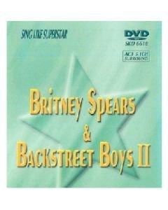 POISTO Superstar karaoke Britney Spears &