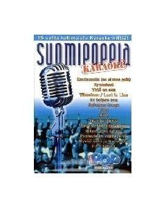 SUOMIPOP Suomipoppia Vol 1 karaoke DVD levyllä