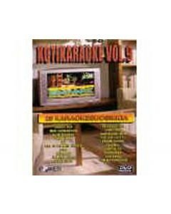 POWER Kotikaraoke Vol 9 DVD karaoke levyltä
