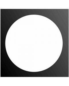 EUROLITE Filter frame PAR-64 Profi, black 24,8cm x