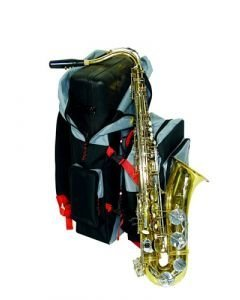 DIMAVERY Special-Backpack with Saxophone bag