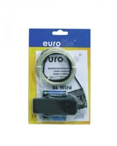 EUROLITE Valonauha EL wire 2mm paksu sininen on