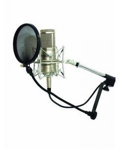 OMNITRONIC Studiomikrofonin Pop-filtteri Tietyt