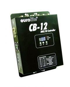 EUROLITE LED CB-12/50 DMX-ohjain EUROLITE LED