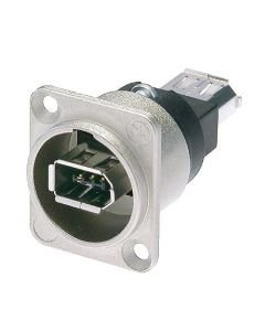 NEUTRIK NA1394-6, Firewire 6 with IEEE 1394 6-pol