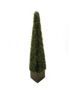 EUROPALMS 136cm Puksipuupyramiidi, aidot puksipuut