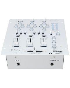 OMNITRONIC PM-408 Ammattitason DJ-mikseri