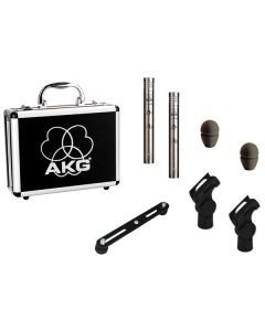 AKG C 451 B ST stereo Matched pair of C 451 B