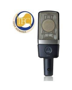 AKG C214 Isokalvoinen 1 studio- ja keikkamikrofoni