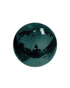 EUROLITE 30cm peilipallo musta todelliseen