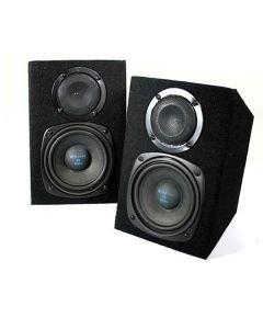 SKYTEC DJ monitori kaiutin pari passiivi 2x 30W on