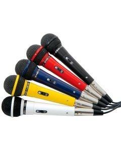 FENTON DM120 Mikrofonisetti sisältää 5kpl