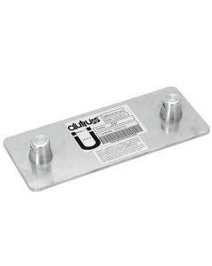 ALUTRUSS DECOLOCK Päätylevy DQ2-BPM Base plate