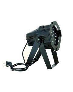 EUROLITE LED valonheitin ML-30 7x 8W QCL-LEDeillä