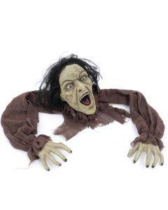 EUROPALMS Halloween hahmo ulos kaivautuja 157x 34x 21cm