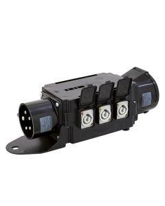 EUROLITE RPL-32 Haaroitusrasia Power distributor