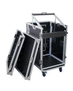 OMNITRONIC Kuljetuslaatikko combo 6U ja