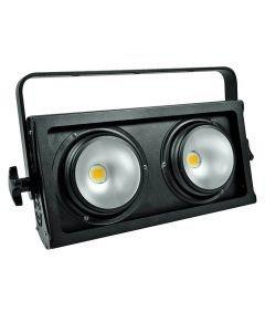 EUROLITE PRO Audience Blinderi 2x 100W COB LEDiä