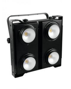 EUROLITE PRO Audience Blinderi 4x 50W COB LEDiä