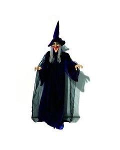 EUROPALMS Halloween hahmo noita elävöitetty