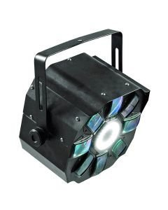 EUROLITE LED FE-900 Hybrid Flower efekti 5x 3W