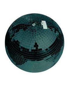 EUROLITE 40cm Musta peilipallo ns discopallo