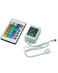 EUROLITE LED Strip RGB valo-ohjain IR 12V Control