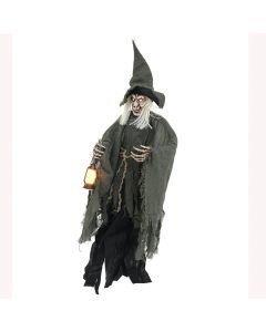 EUROPALMS Halloween pikkunoita lyhdyllä joka