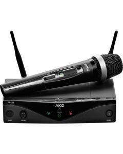 AKG WMS420 HTD5 langaton vocal mikrofoni D ISM